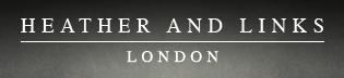 Heather and Links - Handmade Leather Golf Scorecards - London